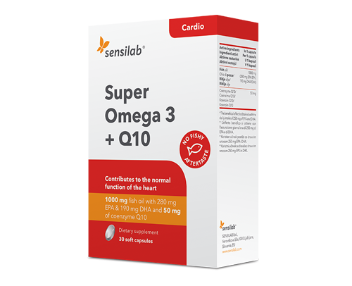 Super Omega 3 + Q10