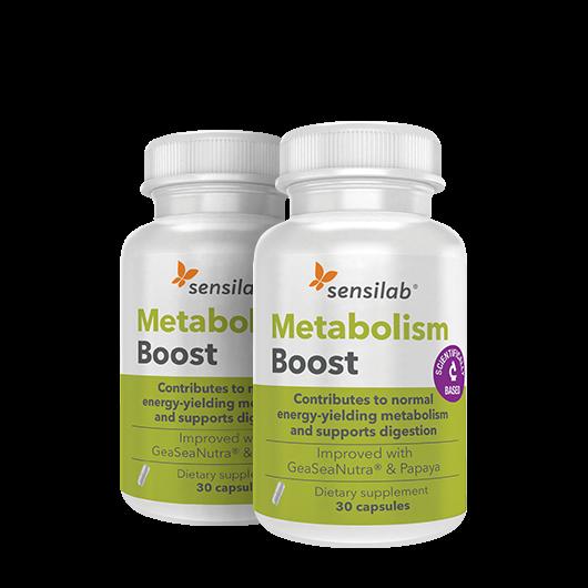 Metabolism Boost: 1+1 GRATIS