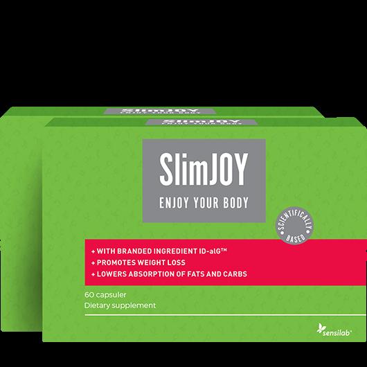 SlimJoy Capsule 1+1 GRATIS
