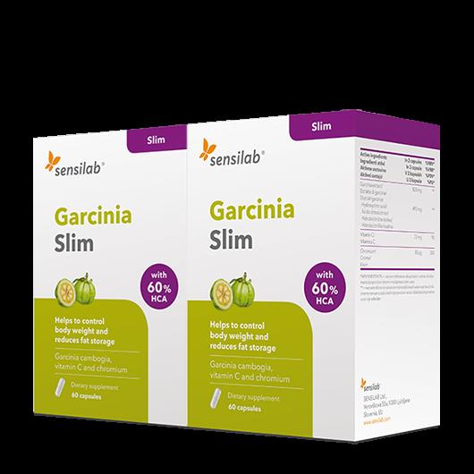 Garcinia Slim: 1+1 GRATIS
