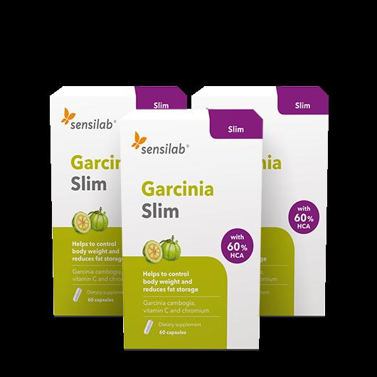 Garcinia Slim: 1+2 GRATIS
