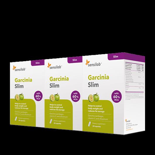 Garcinia Slim 1+2 GRATIS