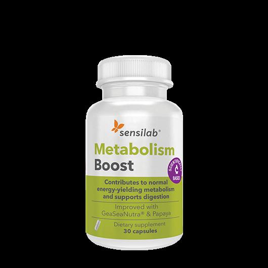 Metabolism Boost: Formula migliorata