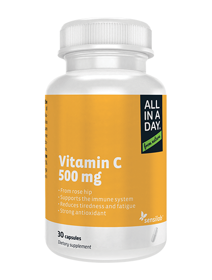 ALL IN A DAY Vitamina C